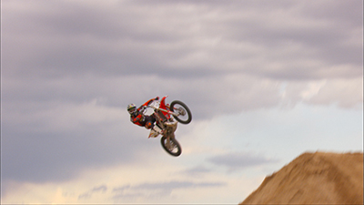 Motor and Bike Sports Video Stock Footage