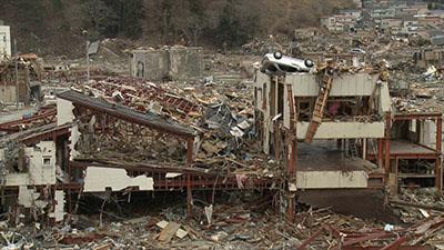 Japan Tsunami Video Stock Footage