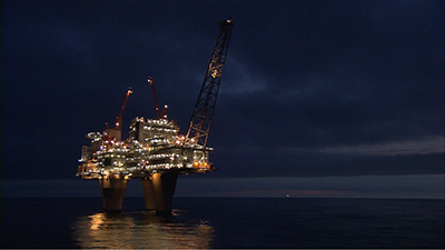Marine Industry Video Stock Footage