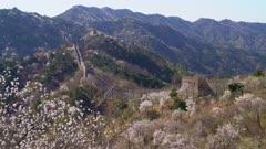 The Great Wall at Badaling