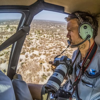 Conservation Photojournalism Video Profile