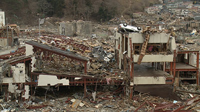 Japan Tsunami Video Stock Footage