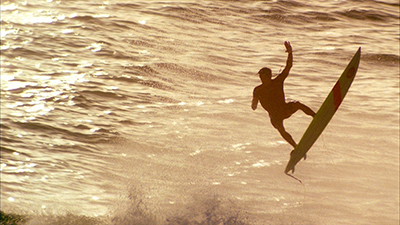 Surfing Video Stock Footage