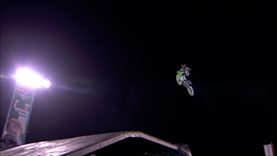 Extreme Sports Video Stock Footage