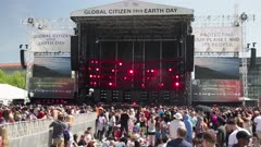 Global Citizen Earth Day Concert Venue