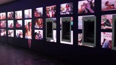 Global Wellness Summit-Interactive Screen