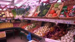 Pan of market