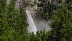 Tamarack Falls at Yosemite National Park