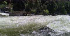 Merced River outside Yosemite National Park