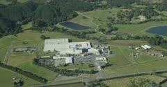 Fonterra Dairy Factory, Kauri, New Zealand