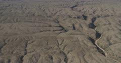 Cape Range National Park, Australia, crooked earth