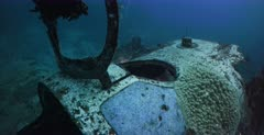 The Betty Bomber  Plane Wreck