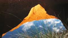 a close up of  mutijulu waterhole at uluru/ayers rock in australia