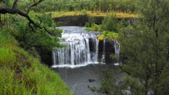 Millstream Falls, slow-motion