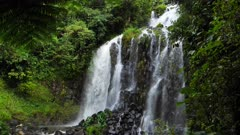 Mungalli Waterfall, slowmotion