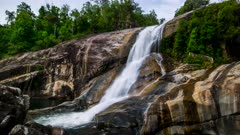 Murray Falls, Time Lapse