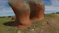 Granite Monoliths,  South Australia,  POV