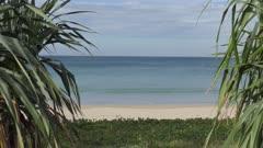 4K 20min Composite island beach scenes
