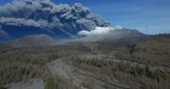 20150430 Calbuco Volcano Eruption