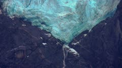 Video 4K - Queulat Hanging Glacier - 03