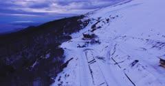 Osorno Volcano - Ski