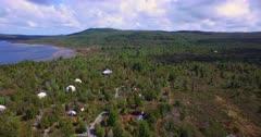 Aerial Drone 4K - Tantauco Park
