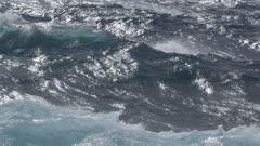 waves in open sea