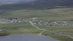 Arctic Village of Anaktuvik Pass in Gates of the Arctic National Park and Preserve