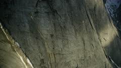 UHD tilt up reveal of magnificent Arrigach peaks in Alaska Xnice