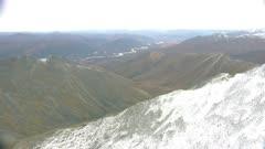 First autumn snow on the Brooks Range