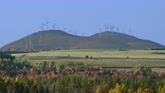 Mars Hill Maine Windmills