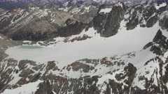 Glacier Bowl, Tierra del Fuego National Park, Isla Grande, Ushuaia, Argentina