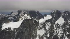 Mountain Peak, Tierra del Fuego National Park, Isla Grande, Ushuaia, Argentina