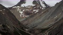 U Shaped Valley, Tierra del Fuego National Park, Isla Grande, Ushuaia, Argentina