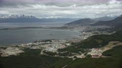 Ushuaia City, Tierra del Fuego National Park, Isla Grande, Argentina