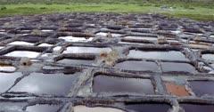 Salt Mining Pans, Uganda