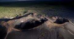 Volcanic Landscape, Virunga National Park, Democratic Republic of Congo