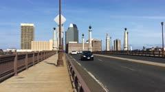 4K UltraHD Realtime view of the Springfield, Massachusetts skyline