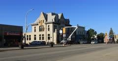 Portage La Prairie, Manitoba, Canada City Hall 4K