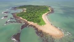 Poilau Guinea Bissau Drone