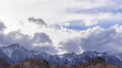 Mount Whitney and Alabama Hills