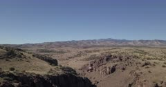 Mountains west of Socorro, NM