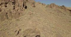 Mountains northwest of Socorro, NM