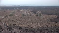 Old Lava Flow Hawaii Big Island