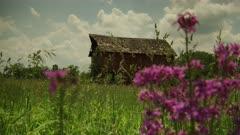 Old Barn on the Prairie