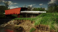 Covered Bridge of Madison County, Bridges of Madison County