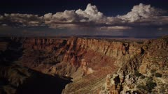 Grand Canyon Developing Thunderstorm - Desert View #5