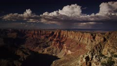 Grand Canyon Developing Monsoon Thunderstorm - Desert View #6