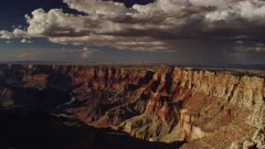 Grand Canyon Developing Monsoon Thunderstorm - Desert View #4