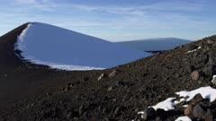 Hawaii Island - Sunrise over Mauna Loa from Mauna Kea Summit